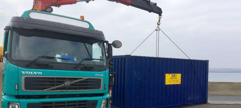 Poole Boat Transport Ltd in Dorset provide heavy haulage
