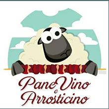 PANE VINO E ARROSTICINO - LOGO