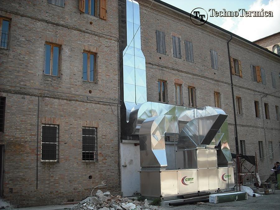 Retirement Home - Cesta di Copparo (FE)