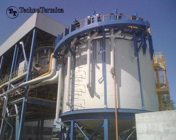 Sugar factory - San Quirico Trecasali (PR)