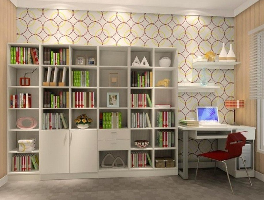 Childrens study nook