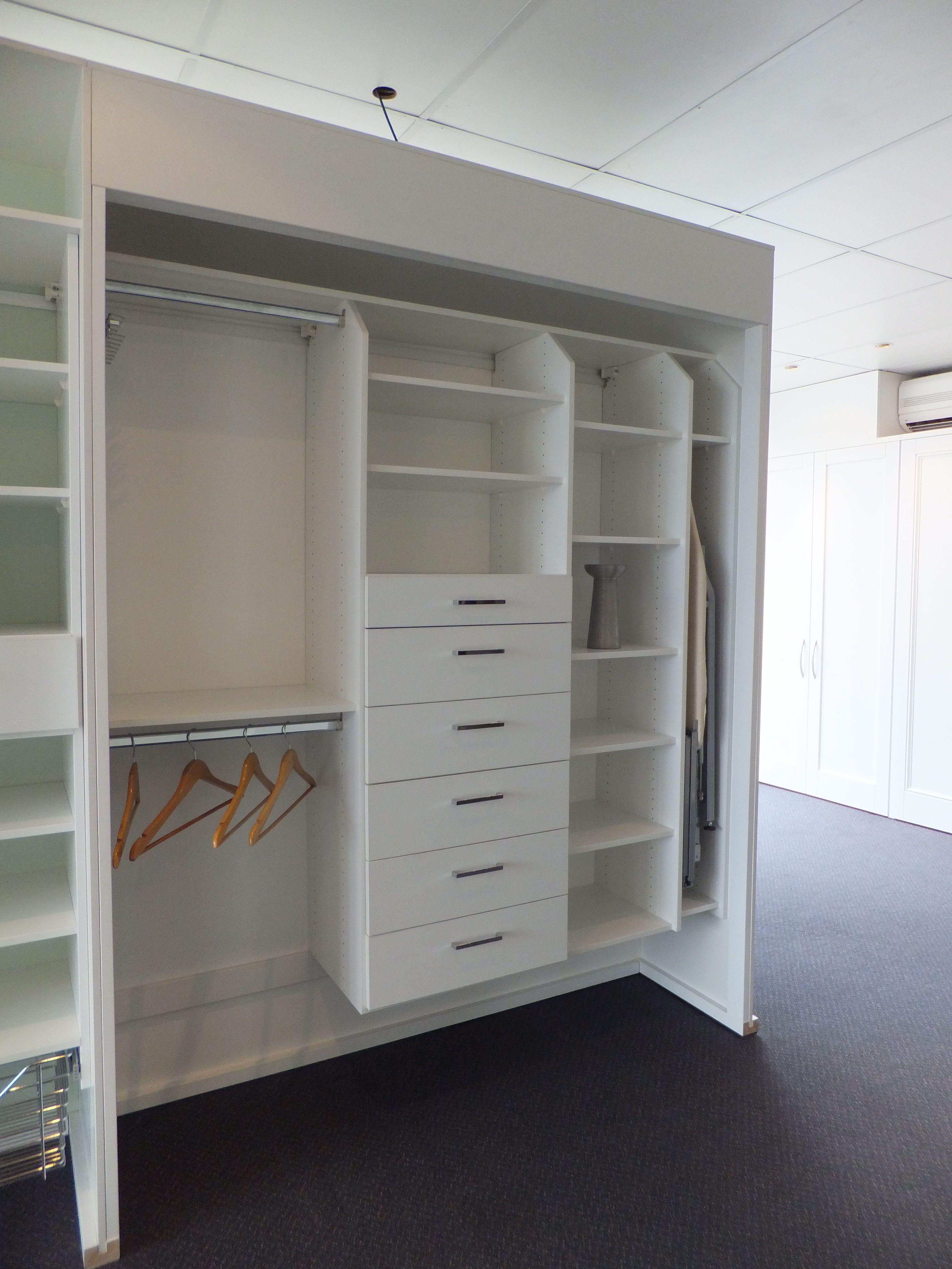 Bespoke wardrobe design