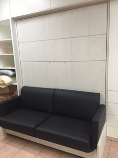 Wall bed with Sofa Brisbane
