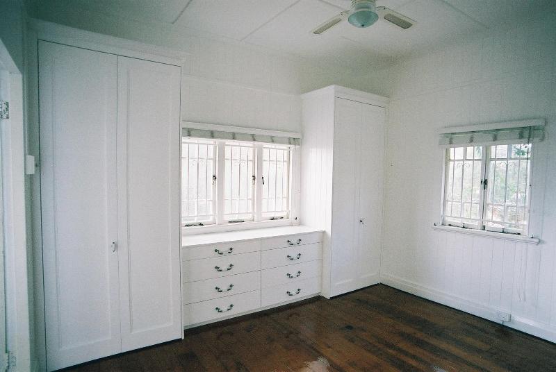 Dresser Drawers bespoke design
