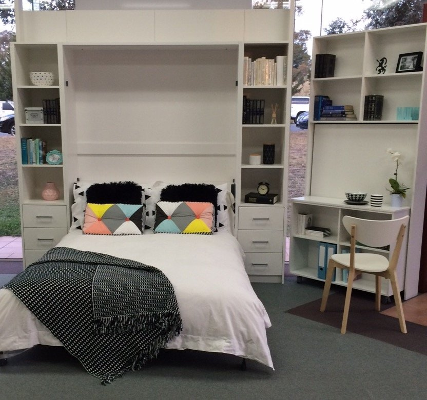 Off the Wall Bed & Table Brisbane