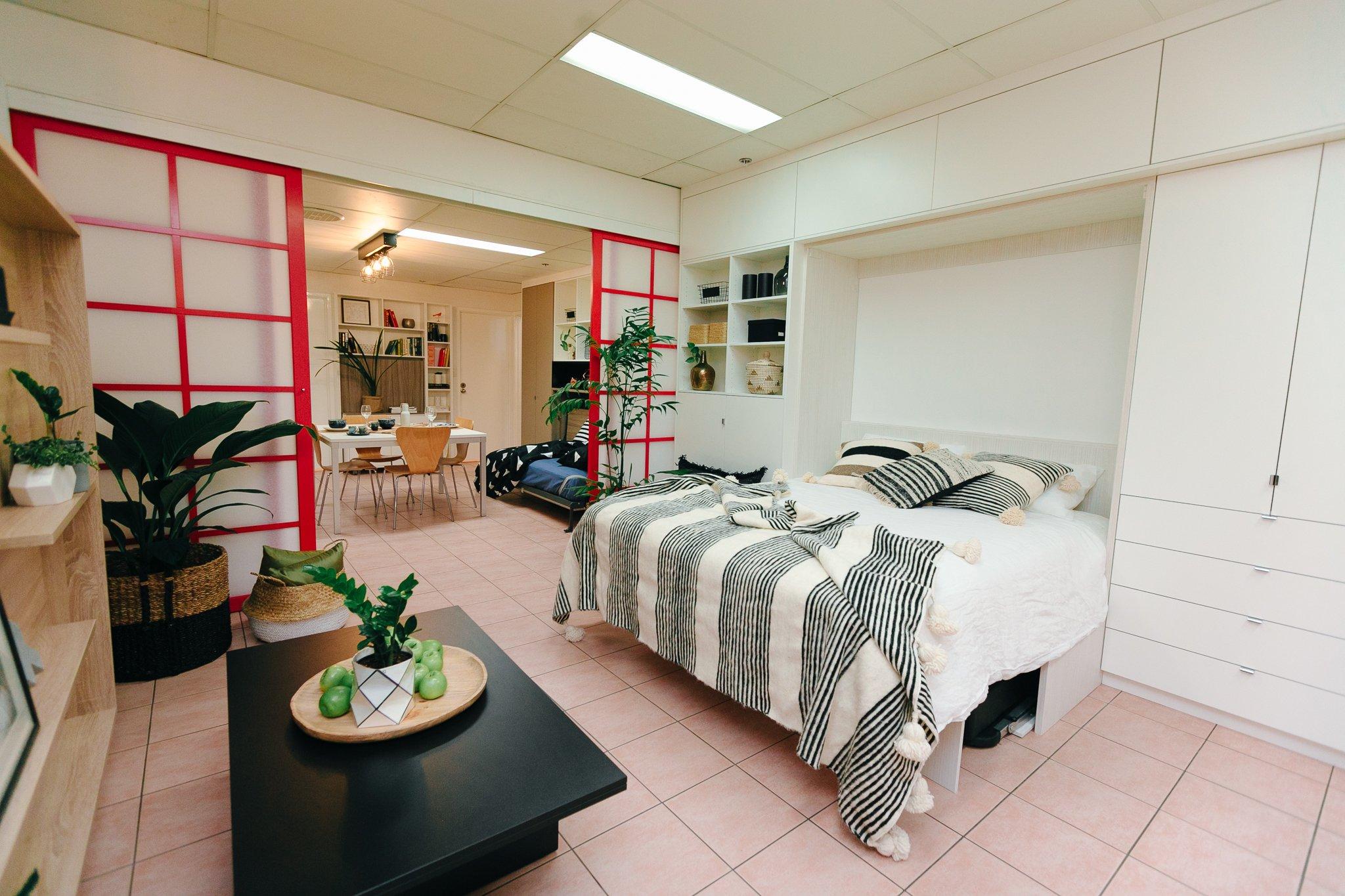 Micro Apartment Brisbane