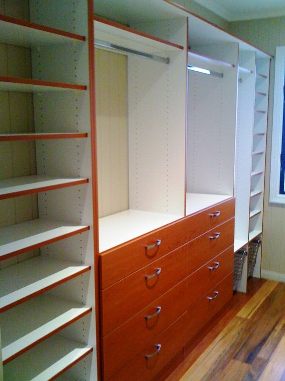 High quality wardrobe designed by experts