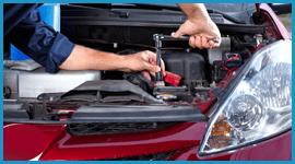 manutenzione autovettura