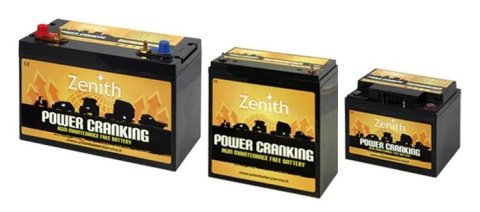 Zenit POWER CRANKING