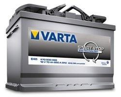 VARTA – START STOP