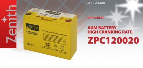 zenith battery