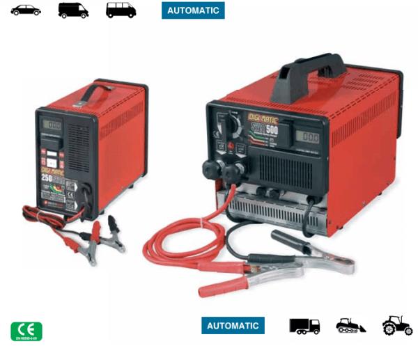 Electromem Digi-Matic starter 250 - 320 - 500