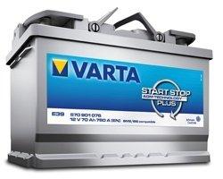 VARTA – START STOP PLUS