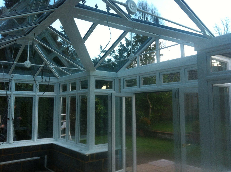 conservatory interior