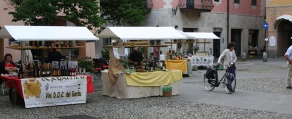 bancarelle - Brescia