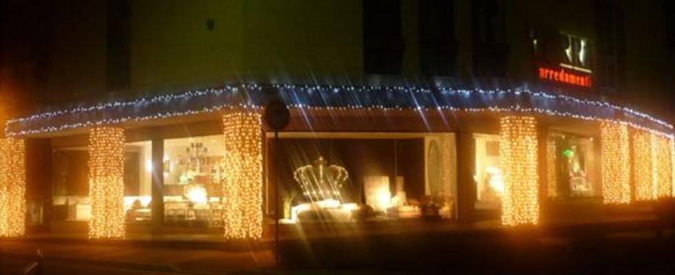 luminarie - Brescia