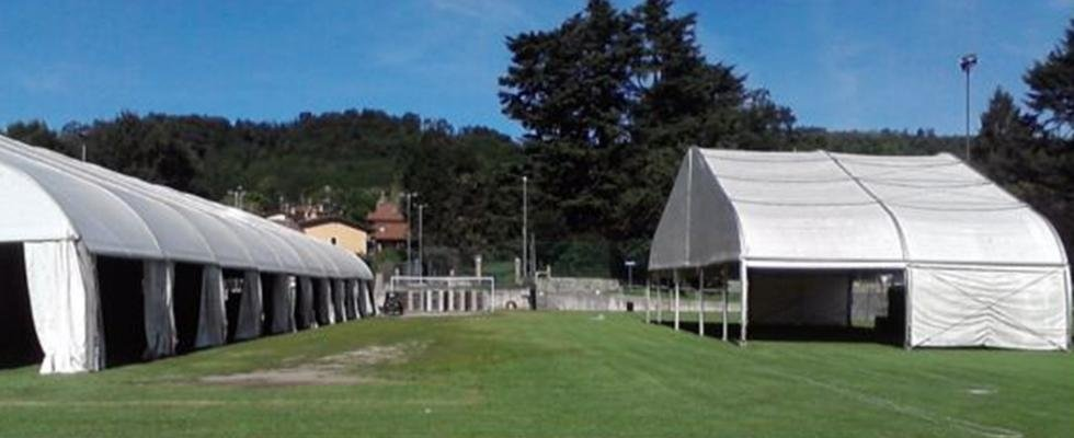 tensostrutture - Brescia