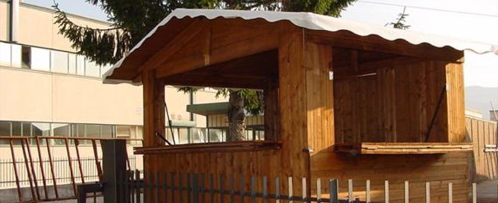 casette in legno - Brescia