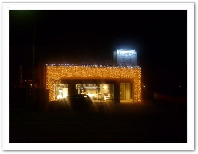 Luminarie negozi