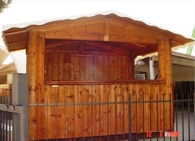 Casette in legno per mercatini