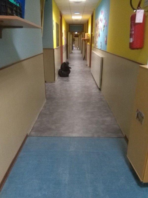 pavimenti in pvc