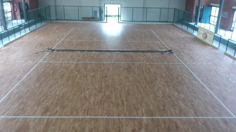 pavimenti per centro sportivi