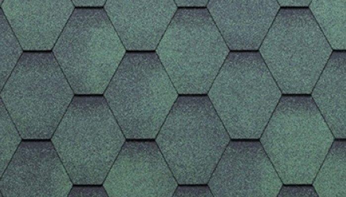 Mosaik premium verde sfumato