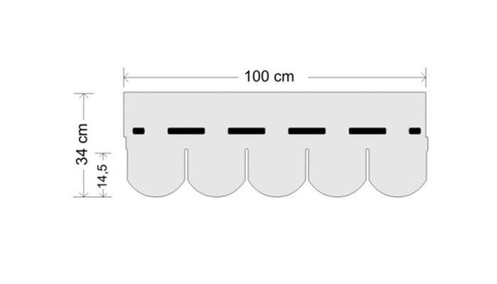 Design tegola traditional premium