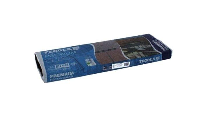 Packaging tegola standard premium