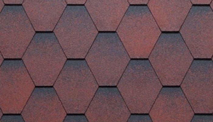 Mosaik premium rosso sfumato