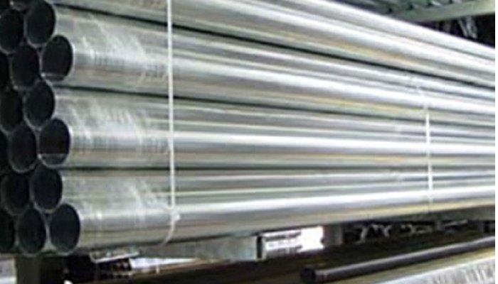 Tubi graffiati in alluminio