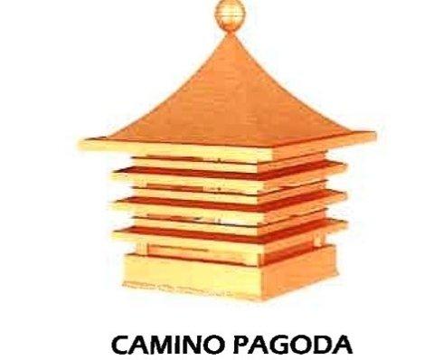 Camino pagoda