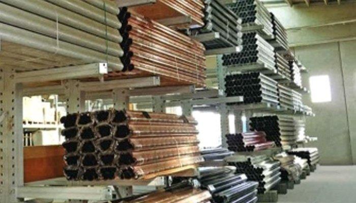 Tubi in alluminio e rame