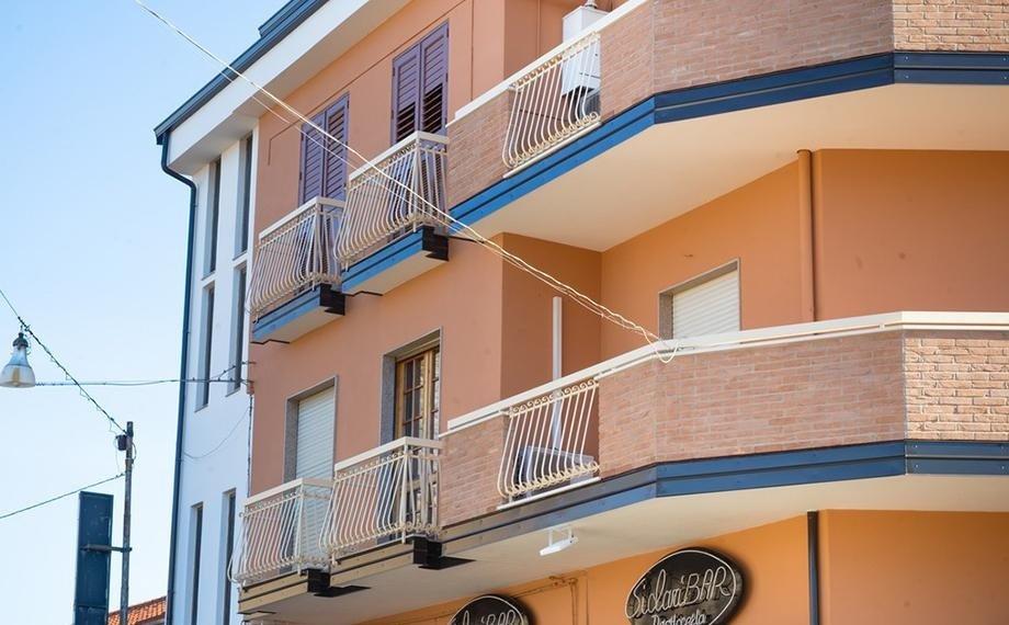 grondaie, frontaline balconi e pluviali