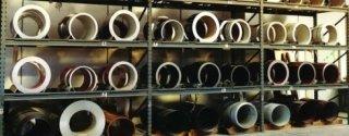 Materiali in alluminio