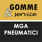 GOMMISTA MGA GOMME - Logo