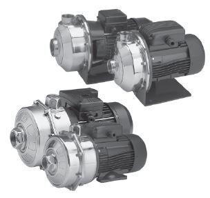 Meccanismi di pompe centrifughe