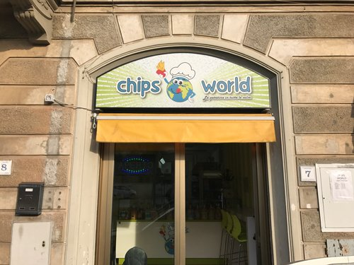entrata chips world a Fucecchio
