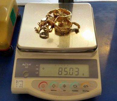 valutazione oro usato
