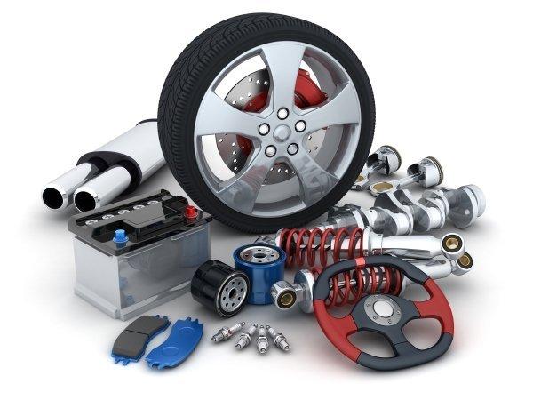 componenti per automobili