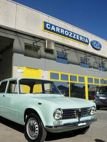 autovetture, carrozzeria