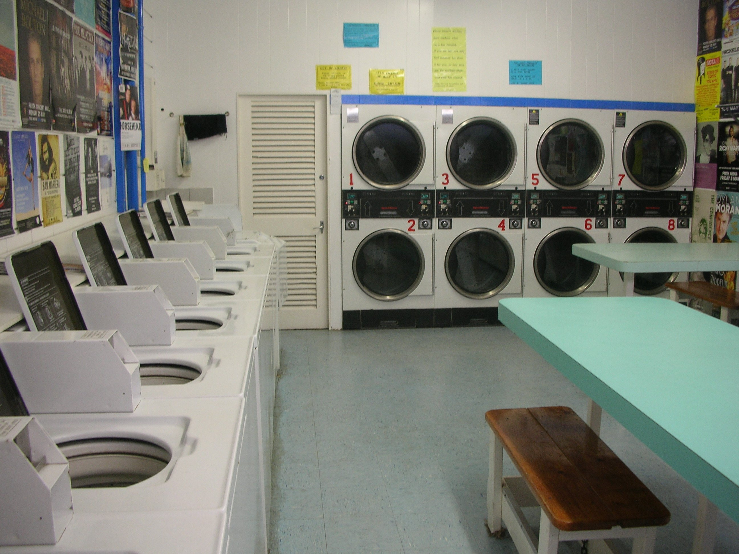 Laundrybiz laundromat perth