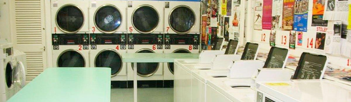 laundromat perth