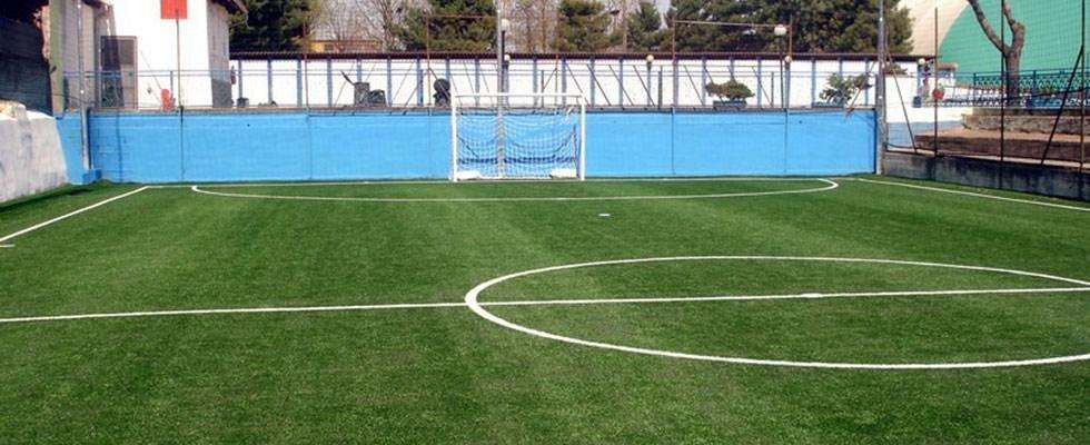 Campo da calcio a 5 Vercelli