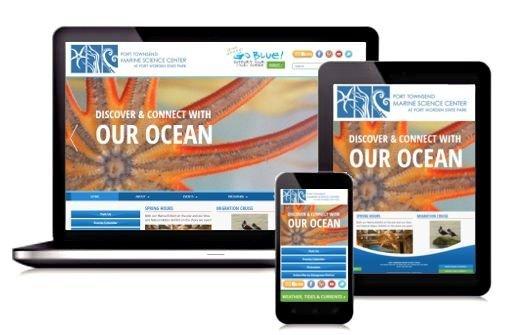 Extra Mile Marketing Web Design