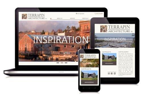 Terrapin Architecture Web Design