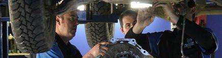 precision mobile mechanics mechanic working