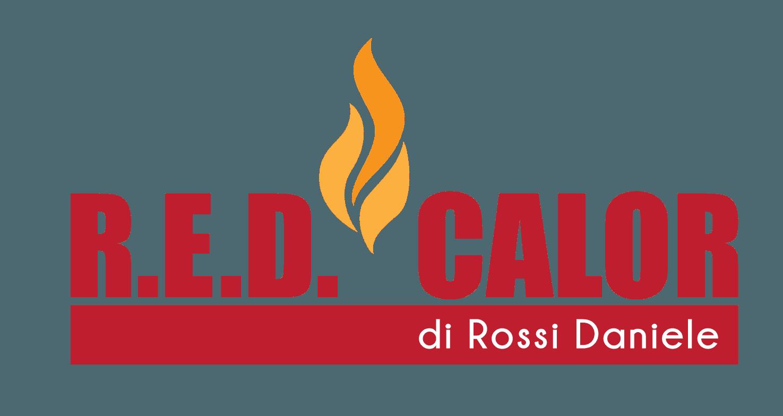 R.E.D CALOR logo