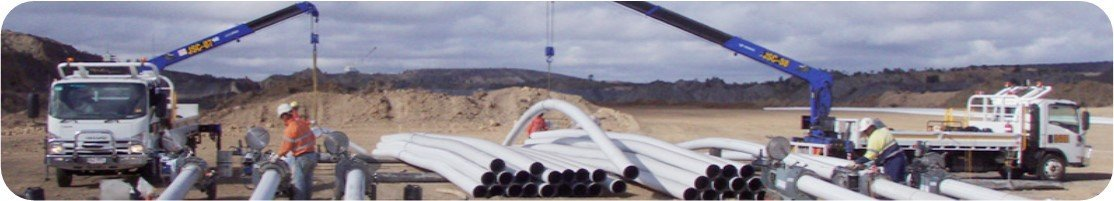 Pipe supply, fabrication & installation