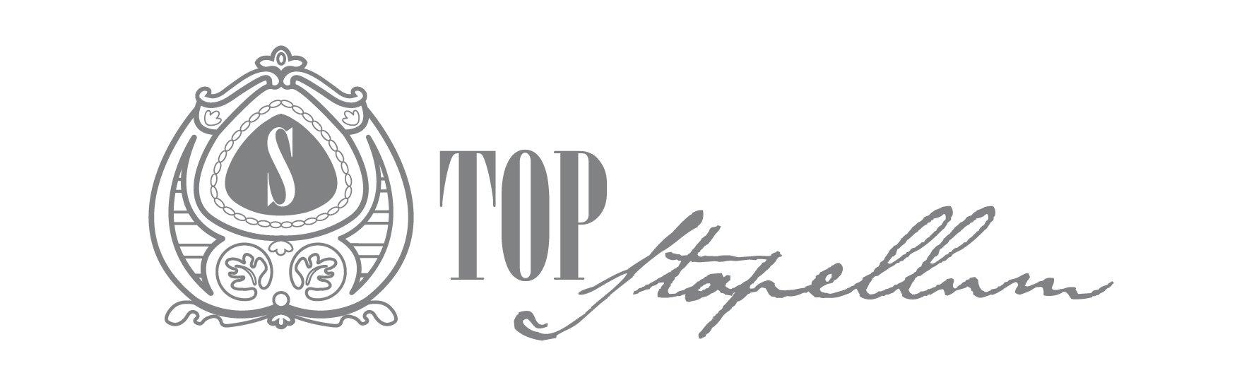 logo e scritta top itapellum